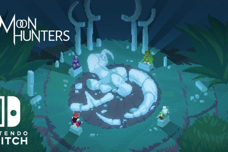 Moon Hunters Switch