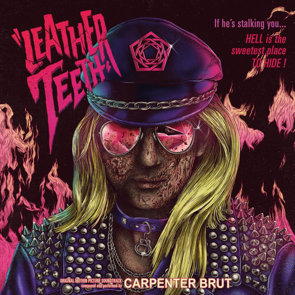 Carpenter Brut - LEATHER TEETH