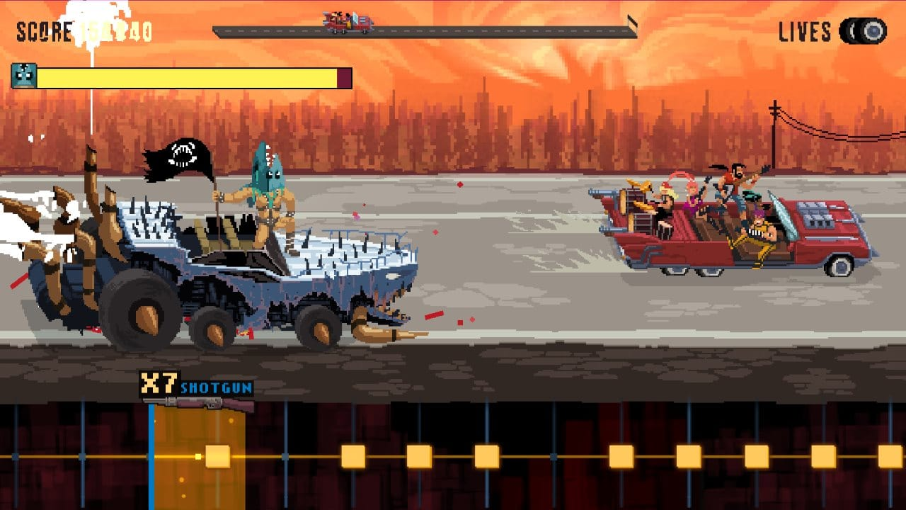 Early Access: Double Kick Heroes, Rock'em'up! 2