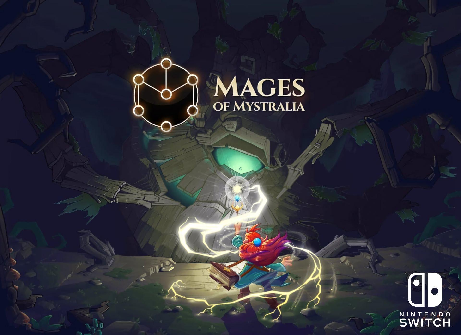 Test: Mages of Mystralia - Nintendo Switch 3