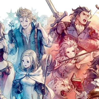 Octopath Traveler Arrangements -Break & Boost