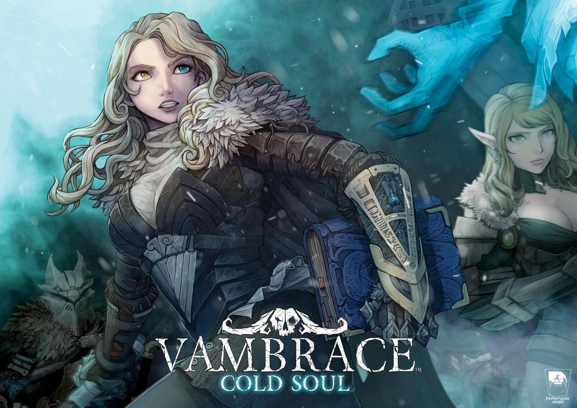Test PC - Vambrace : Cold Soul 2