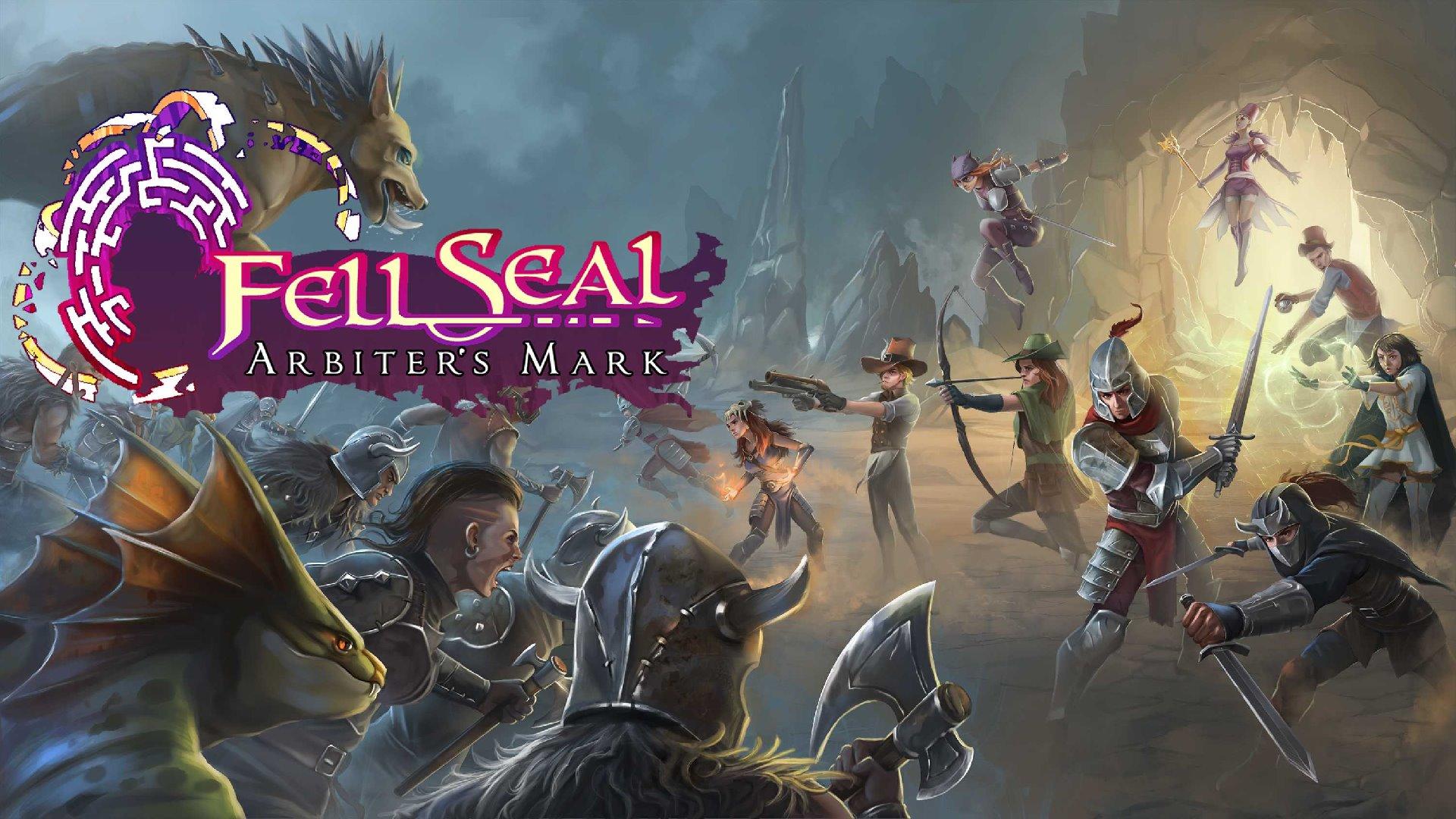Test: Fell Seal - Arbiter's Mark 2