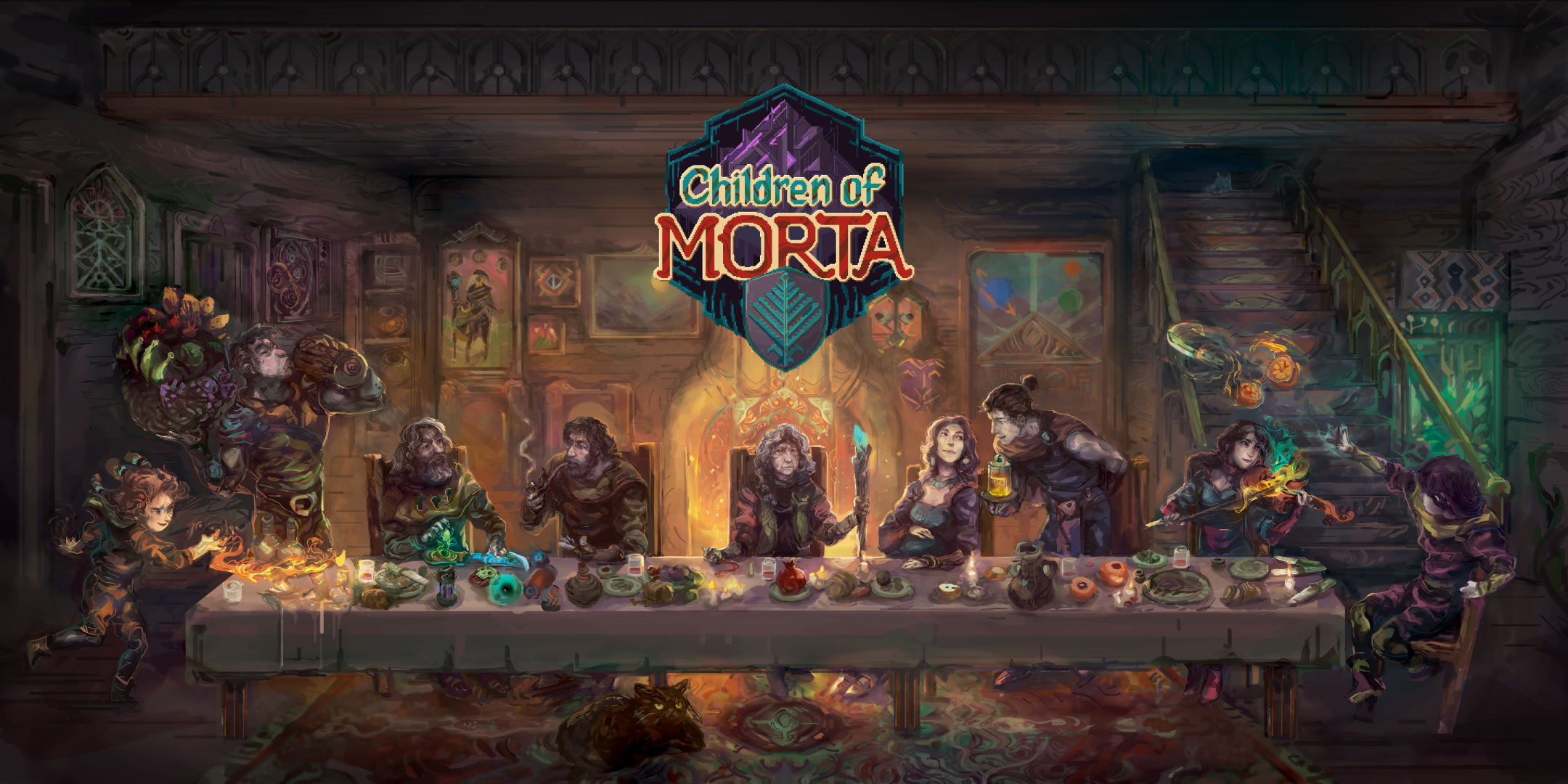 Test : Children of Morta 2