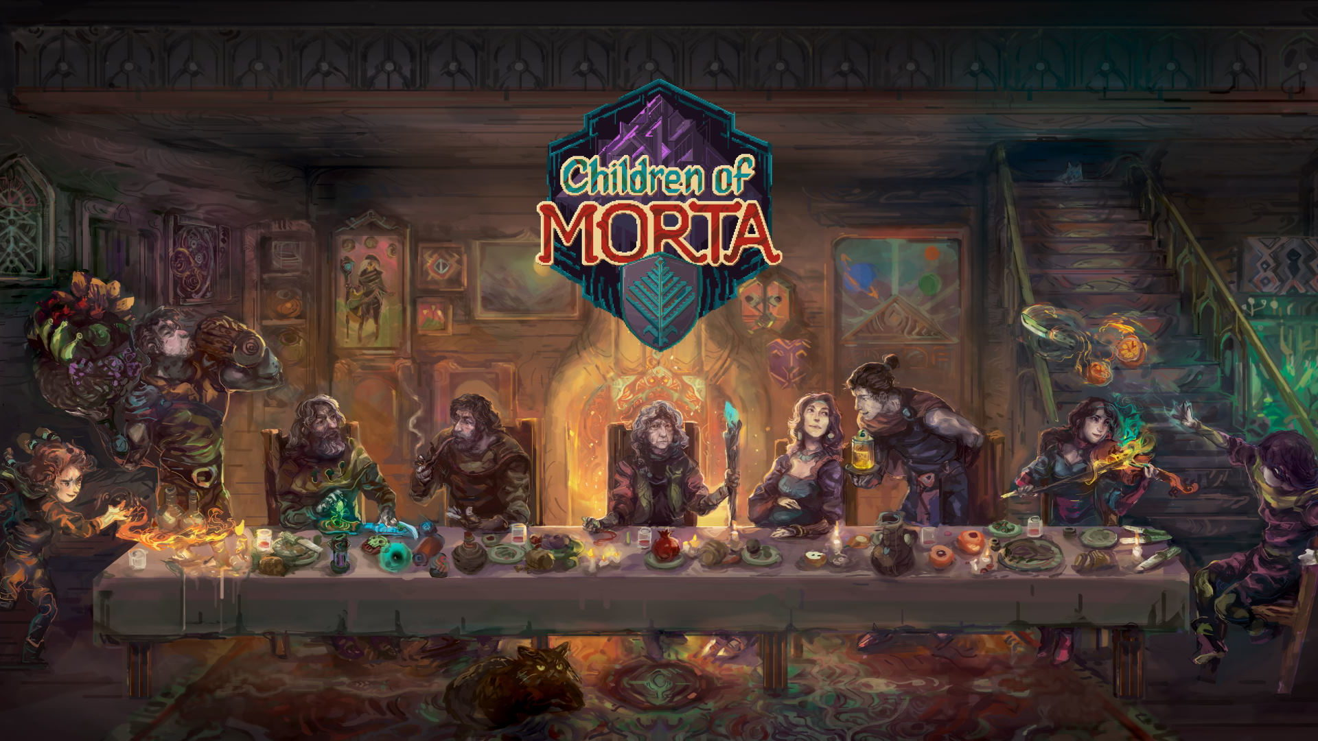 Preview: Children of Morta 2