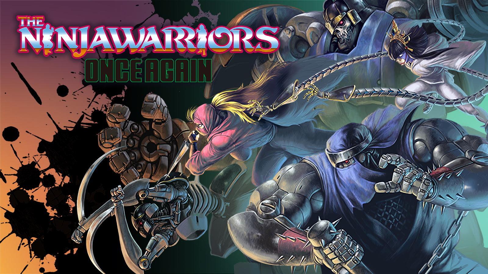 Test : The Ninja Warriors Once Again 2