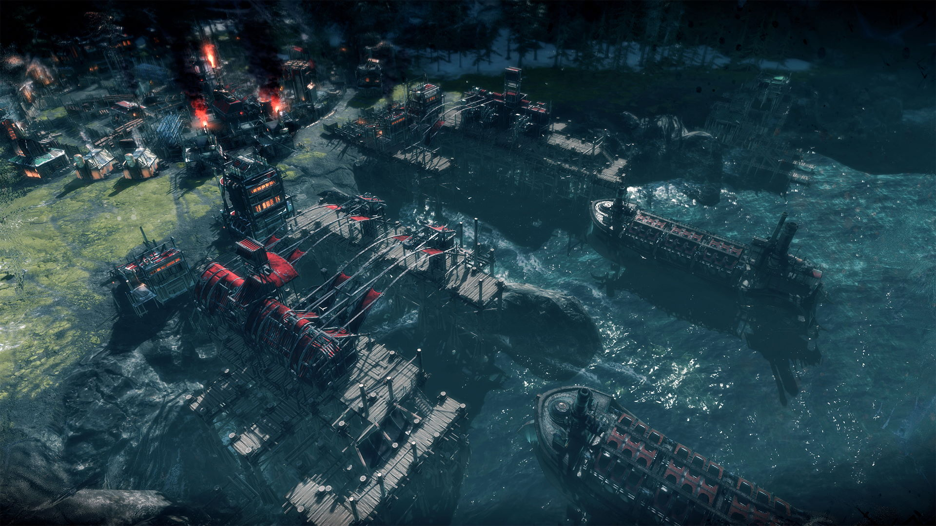 Frostpunk - The Last Autumn screenshot