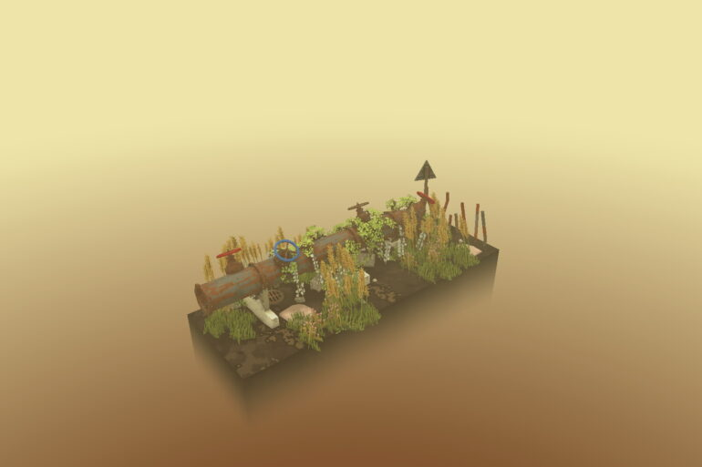 Early Access - Cloud Gardens 4