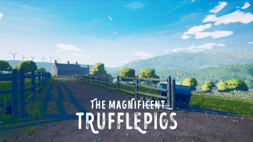 The Magnificient Trufflepigs